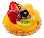 Asian Fruit Tart — 图库照片