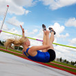 High Jump — Stock Photo