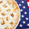 Stock Photo: Americas Apple Pie