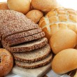 Stock Photo: Assortment of Breads