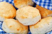 Biscoitos frescos de país — Foto Stock