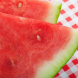 Stock Photo: Watermelon Macro