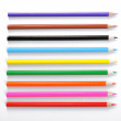Coloured pencils — Stock Photo #10150015