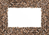 Frame of coffee — Stockfoto