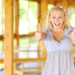 Thumbs up — Stock Photo #10652235