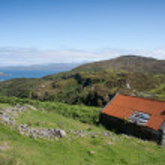 Farmland in Scotland — Stock Photo