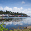 Tobermory harbour, Isle of Mull, Scotland — Stock Photo