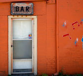 Dive Bar — Stock Photo