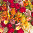 Stock Photo: Beautiful flower arrangement