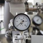 Manometer close up — Stock Photo #10217235