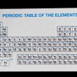 Royalty-Free Stock Photo: Periodic Table of the Elements