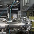 Stock Photo: Part of ION accelerator