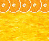 Cor laranja — Fotografia Stock