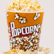 Bucket of popcorn (5) — Stock Photo