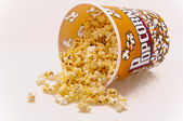 Bucket of popcorn (2) — Stock Photo