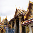 Emerald Buddha Temple in Progress - Lizenzfreies Foto