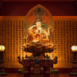 Guan Yin in chinese temple - Stock Photo