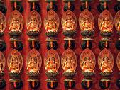 Guan Yin in chinese temple — Stock Photo