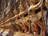 The Garuda at the Emerald Buddha Temple — Stock Photo