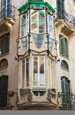 Art Nouveau balcony — Photo
