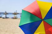 Sunny umbrella — Stock Photo