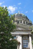 The Berliner Dom — Stock Photo