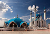 Kul Sharif mosque .Kazan — Stock Photo