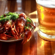 Beer crayfish — Stock Photo #10488066
