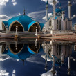 Kul Sharif mosque .Kazan — Stock Photo #9035201