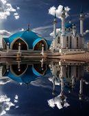 Kul Sharif mosque .Kazan — Stock Photo