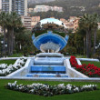 Monte Carlo Grand Casino. Monaco - Stock Photo