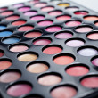 Lipstick palette. — Stock Photo