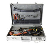 Tool case. — Stock Photo