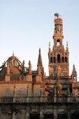 The Giralda of Seville — Stock Photo