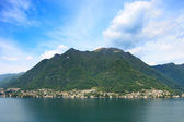 Laglio village, Como Lake district. Clooney italian residence It — Stockfoto