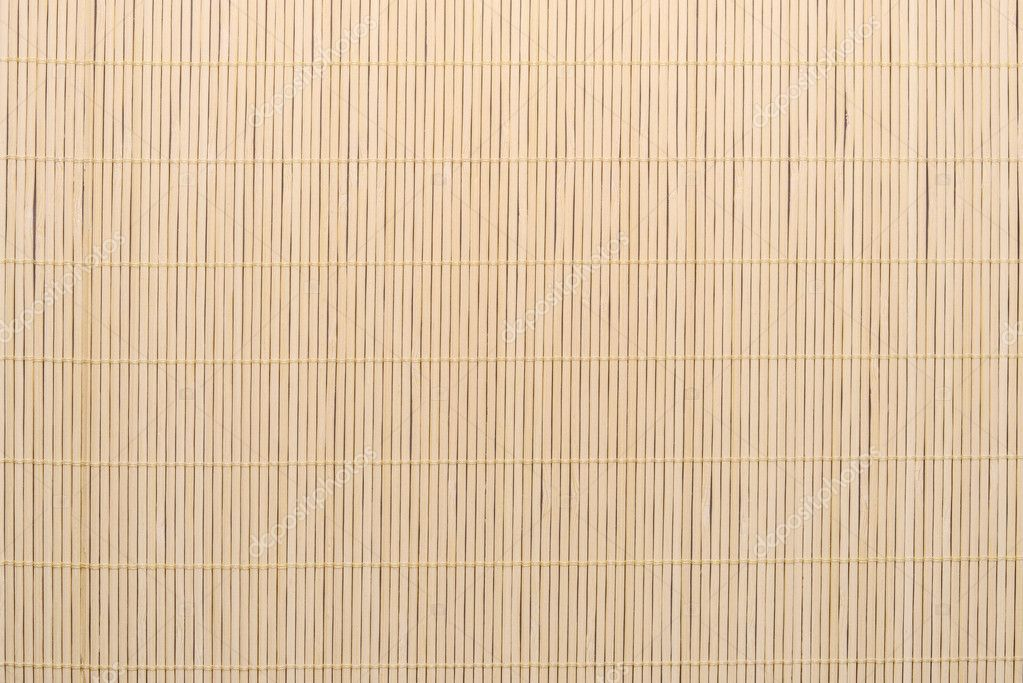 Bamboo tablecloth background texture — Stock Photo © StevanZZ ...