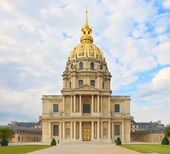 Les Invalides, Paris, France, Europe. Napoleon tomb place. — Stock Photo