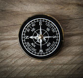 Old compass — Stock fotografie