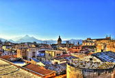 View of Palermo in the HDR — Stock Photo