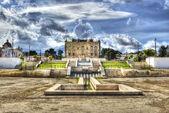 Zisa Castle. Palermo — Stock Photo