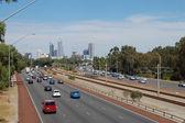 City highway — Stock Photo
