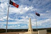 War memorial — Stock Photo