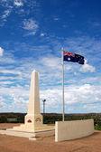 Australian war memorial — Stock Photo