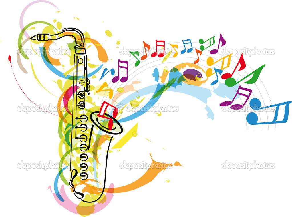 Abstract instrument and colorful background made in adobe illustrator — Stock Vector #8902881