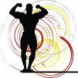 Bodybuilding — Stock Vector #8945353