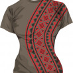 Ancient t-shirt illustration — Stock Vector #9265441