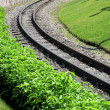 Railroad Tracks — Stock Photo #9621965