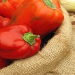 Red pepper — Stockfoto