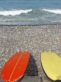 Planches de surf — Photo