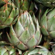 Fresh Artichokes — Stockfoto